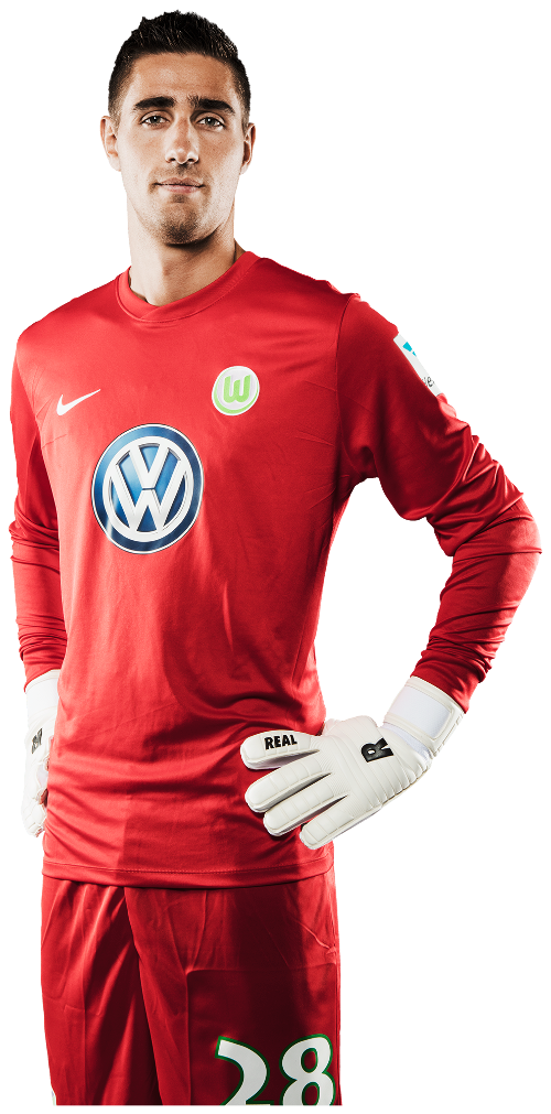 Afbeeldingsresultaten voor Koen Casteels Wolfsburg